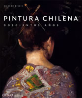 PINTURA CHILENA 200 AÑOS, 9789568077341