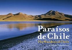 POSTALES : PARAISOS DE CHILE, 9789563160444