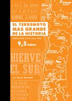 EL TERREMOTO MAS GRANDE DE LA HISTORIA - VALDIVIA 1960, 9789563160734