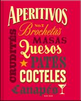 APERITIVOS Y COCTELES, 9789563161076