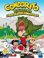 CONDORITO DESCUBRIENDO LOS DINOSAURIOS AMERICANOS, 9789563161533