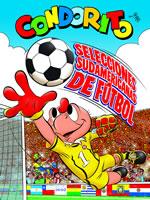 CONDORITO SELECCIONES SUDAMERICANAS DE FUTBOL, 9789563161519
