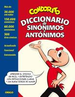 CONDORITO DICCIONARIO DE SINONIMOS Y ANTONIMOS, 9789563161472