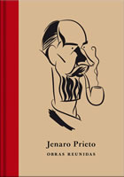OBRAS REUNIDAS JENARO PRIETO, 9789563161540