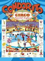 CONDORITO CIRCO ESPAÑOL - INGLES, 9789563161878