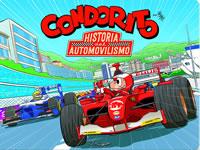 CONDORITO HISTORIA DEL AUTOMOVILISMO, 9789563162332
