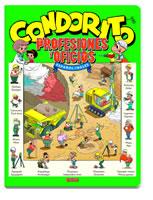 CONDORITO PROFESIONES Y OFICIOS, 9789563162356