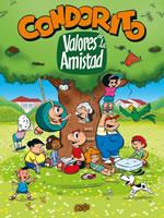 CONDORITO VALORES DE LA AMISTAD, 9789563162592