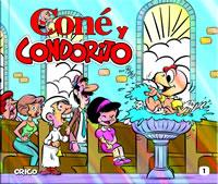 CONE Y CONDORITO 1, 9789563162813