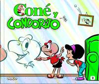 CONE Y CONDORITO 2, 9789563162820