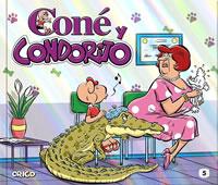 CONE Y CONDORITO 5, 9789563163483