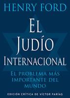 EL JUDIO INTERNACIONAL, 9789881425973