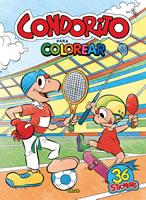 CONDORITO DEPORTES PARA COLOREAR, 9789563164367