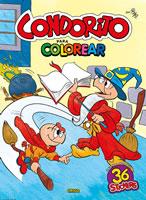 CONDORITO MAGIA PARA COLOREAR, 9789563164374